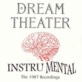Dream Theater ¿ Instru Mental (the 1987 Recordings) - Cd