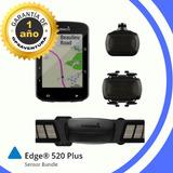 Gps Bicicleta Garmin Edge520 Plus Sensor Bundle- Gpsaventura