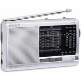 Radio Sony Multibanda Analogico Icf-sw11 12 Bandas Ori N11
