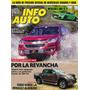 Revista Info Auto Argentina Nº245 Agosto 2016