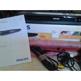 Dvd Philips Dvp 3800x ¡¡impecable!! Completo En Su Caja.