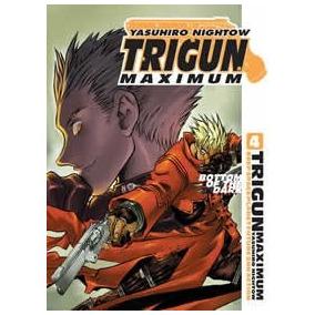 Trigun Maximum Volume 5: Break Out Nightow, Yasuhiro Paperback