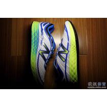 Tenis New Balance M980wb2 White/blue Caballero Correr