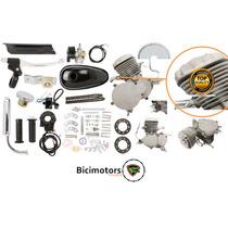 Kit Motor Para Bicicleta 80cc Bicimoto