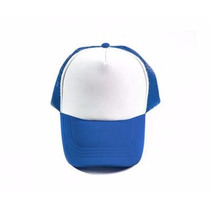 Gorras Trucker Sublimadas Estampadas Personalizadas