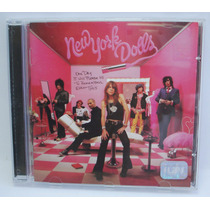 New York Dolls - One Day It Will Please Us To Rem Cd
