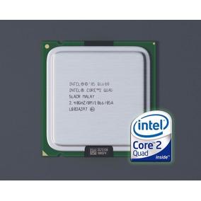 Processador Intel Core 2 Quad Q6600 2.40ghz 8mb 775 + Brinde