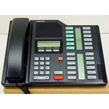Centra Telefonica Meridian Nt8b40ae-03 M7324 Negro