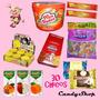 041 - Golosinas 30 Chicos Candybar + Jugos Baggio Candyshop
