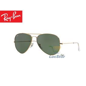 Ray Ban Rb 3026 Lb 2846 Aviador Original C  Estojo!! De Sol Parana ... 081ce98f02
