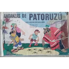 Andanzas De Paturuzu - Algo Oscuro Esta Brillando