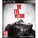 The Evil Within Ps3 - No Es Disco