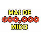 Midis Mas De 600,000 Midis Coleccion Secuencias Envío Gratis