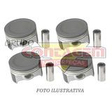 Pistão Nissan Livina 1.6 16v Med 100