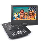 Reelva Portable Dvd Cd Mp3 Mp4 Player Travel Car Dvd Playe