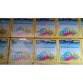 Estampas Sueltas Mundial Brasil 2014 Panini Sku 5009