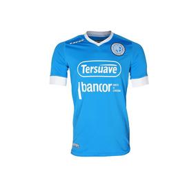 Camiseta Kappa Belgrano Titular 2018 Niño Ct Newsport