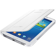 Capa Original Book Cover Samsung Galaxy Tab 3 7  Branco