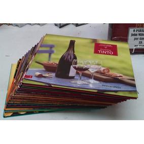Coleção Folha O Mundo Do Vinho - Completa Do 1 Ao 16