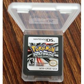 Pokémon Diamond Pearl Platinum Nintendo Ds 3ds Salvando Novo