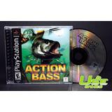 Ps1 - Action Bass Pesca Pescaria - Original