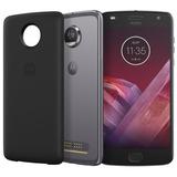 Motorola Moto Z2 Play Power Edition Xt1710-07 Platinum