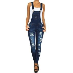 Braga Pantalon Larga De Jean Juvenil Dama