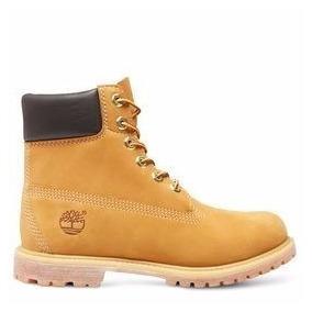 Zapatos marrones Timberland para mujer J8J0Jm