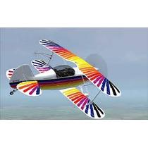 Planta Aeromodelo Christen Eagle - Frete Grátis