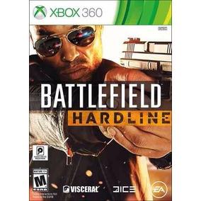 Battlefield Hardline 100% Português Mídia Física Xbox 360