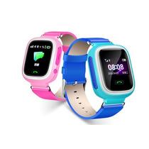 Reloj Gps Para Niños, Q90 Localizador Touch) Smart Watch