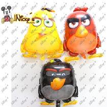 Globos Angry Birds De 57 X47 Cm Fiesta Infantil Cumpleaños