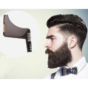 Alinhador E Pente Modelador Para Barba De Barbeiro