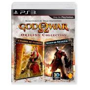 God Of War: Origins Collection - Ps3 - Semi-novo