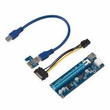Cable Extensor (riser) Mini Pci Express A Pci E 16x