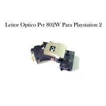 Leitor Óptico Playstation 2 Ps2 Pvr 802w Lente Canhão