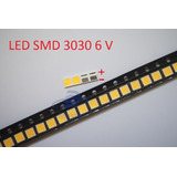Led Smd 3030 6 V Backlight Lg Paq. 40pzs Envio Gratis