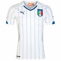 Jersey Italia Visita Copa Del Mundo 14/15 ¡original! Adulto