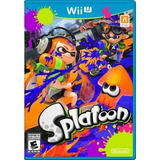 Splatoon Para Wii U ¡nuevo Sellado! En Tecno-gaming