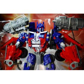 Juguete Transformer Optimus Prime Muñeco Regalo Niño Nuevo