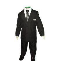 Terno Infantil Paletó, Camisa, Calça, Gravata