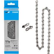 Cadena Shimano Cn-hg701-11 Velocidades 116l  Quick Link