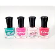 Raffinée Beauty Kit Esmalte Uñas Ideal Para Regalar