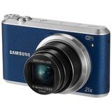 Samsung Wb350f - 16.3mp Bsi Cmos, Zoom Óptico De 21x, Panta
