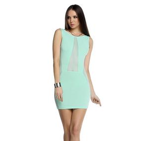 Vestido Sexy,ideal Para El Antro Mod. 884123 Tallas Unicas