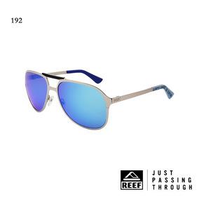 Anteojos De Sol Reef Kamikaze 192 002 Espejados