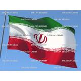 Bandeira Do Irã Cetim 1,50m X 90cm Iran Irão Copa 2018