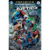 Hq Liga Da Justiça Renascimento Nº 11 Ed Fev/18 - Infinito