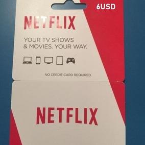 Entrega Inmediata De Cuentes Netflix-$170 Sólo Lo Mejor.