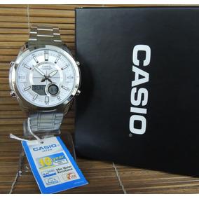 7542381a7b5 Relogio Casio Amw 7 - Relógios De Pulso no Mercado Livre Brasil